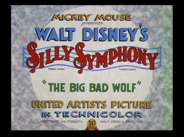 The Walt Disney: le Silly Symphonies