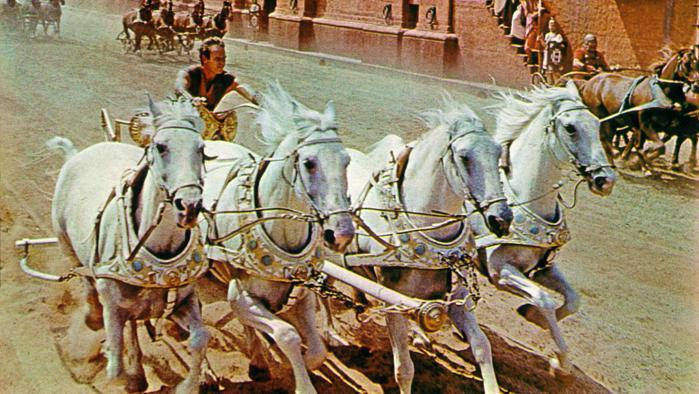 Sergio Leone Ben Hur