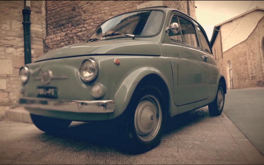 Motori ruggenti: viaggio a quattro ruote in Italia tra storia e cinema