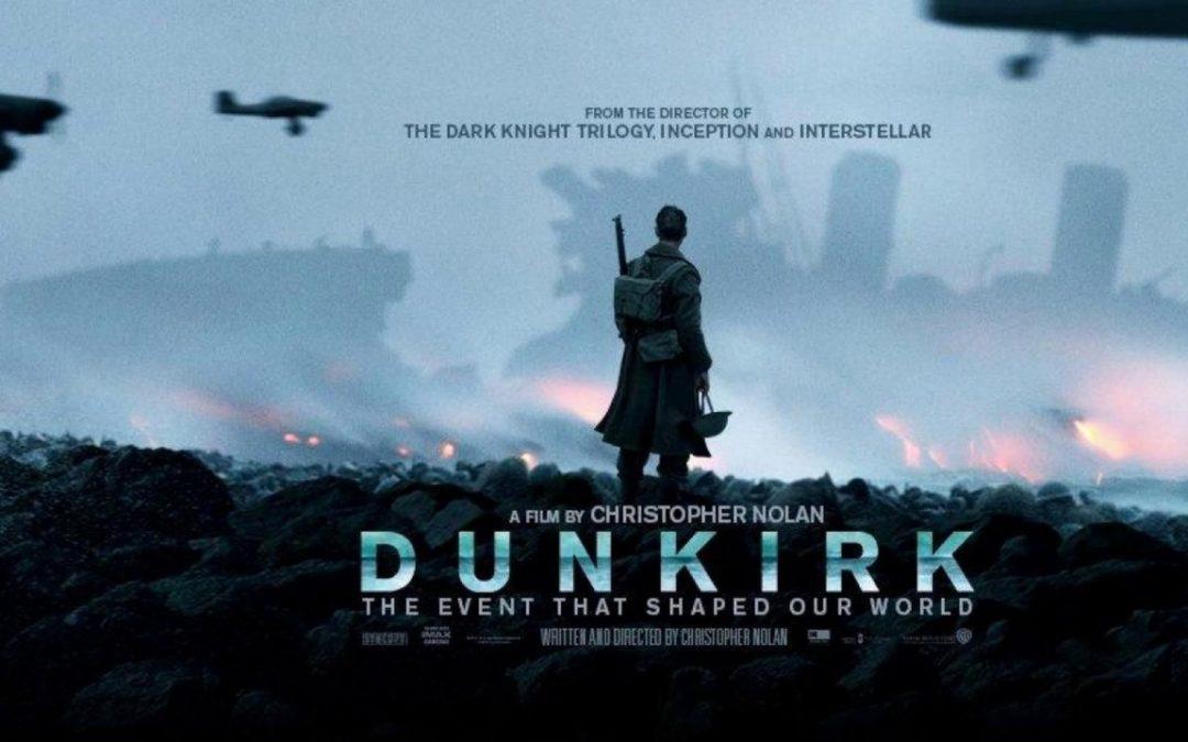 DUNKIRK – La guerra contro il tempo di Christopher Nolan