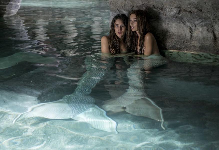 Sirene di Ivan Cotroneo: potere alle donne… con le pinne!