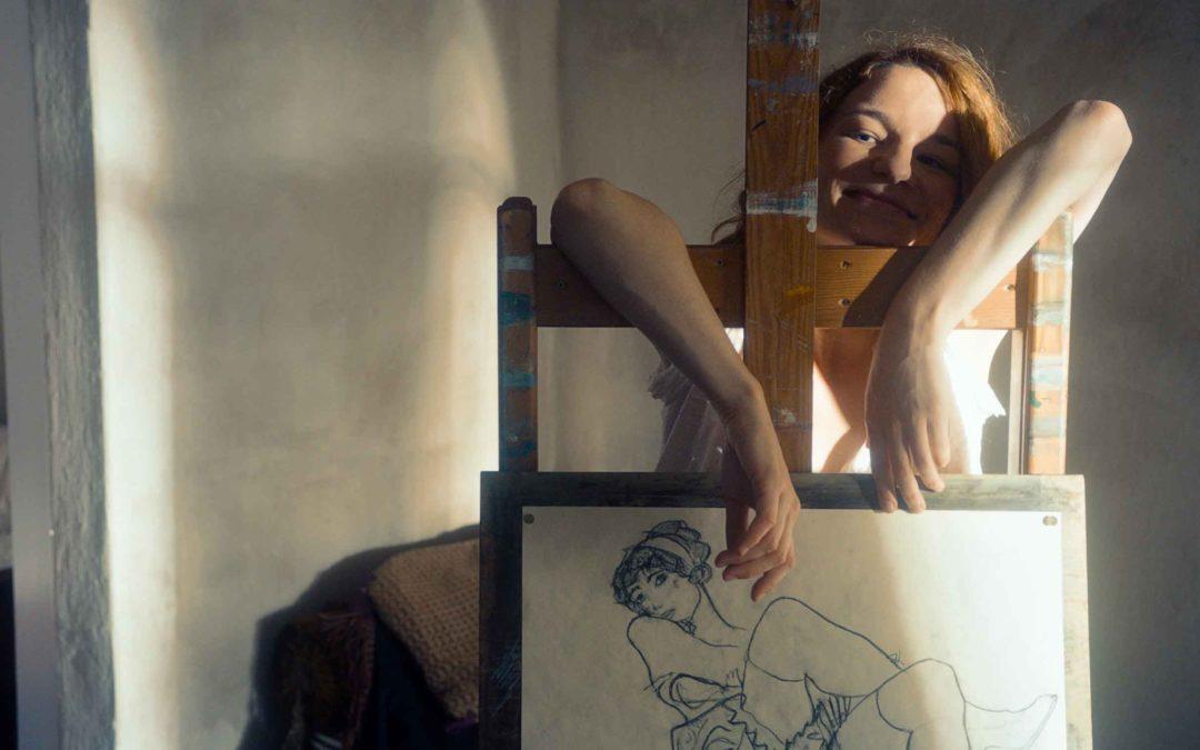 Egon Schiele – death and the maiden: un film piccolo su un artista complesso
