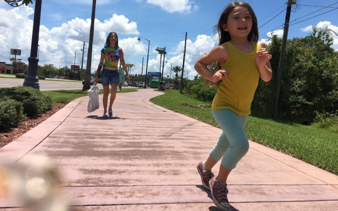 Un Sogno Chiamato Florida di Sean Baker: non è un paese per bambini