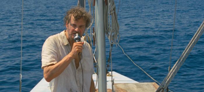 Il mistero di Donald C.: Colin Firth disperso e abbandonato in mare