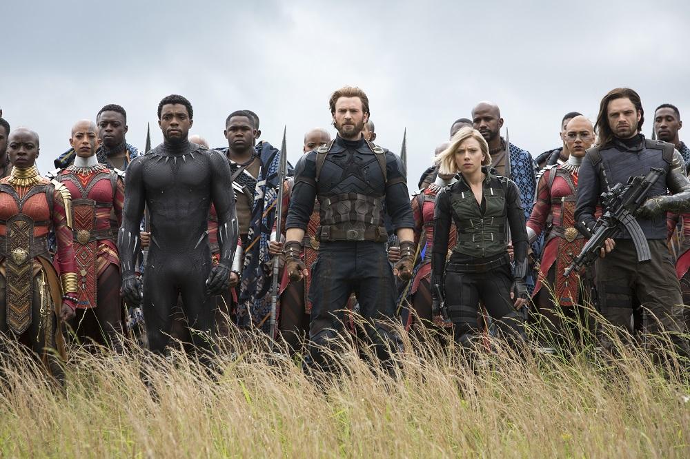 Avengers Infinity War: il crossover che vorresti non finisse mai