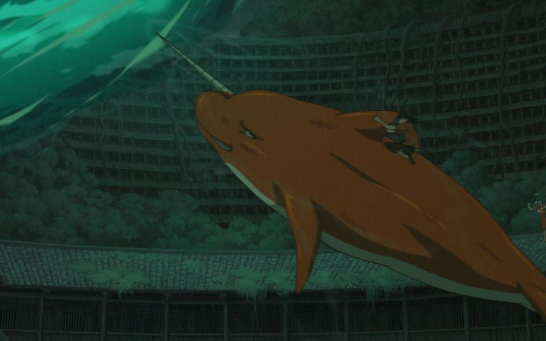 Big Fish & Begonia: un visionario e delicato film d'animazione proveniente dal sol levante.