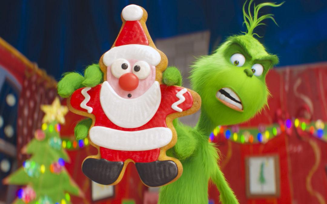Il Grinch, ovvero come vivere felici senza rubare il Natale