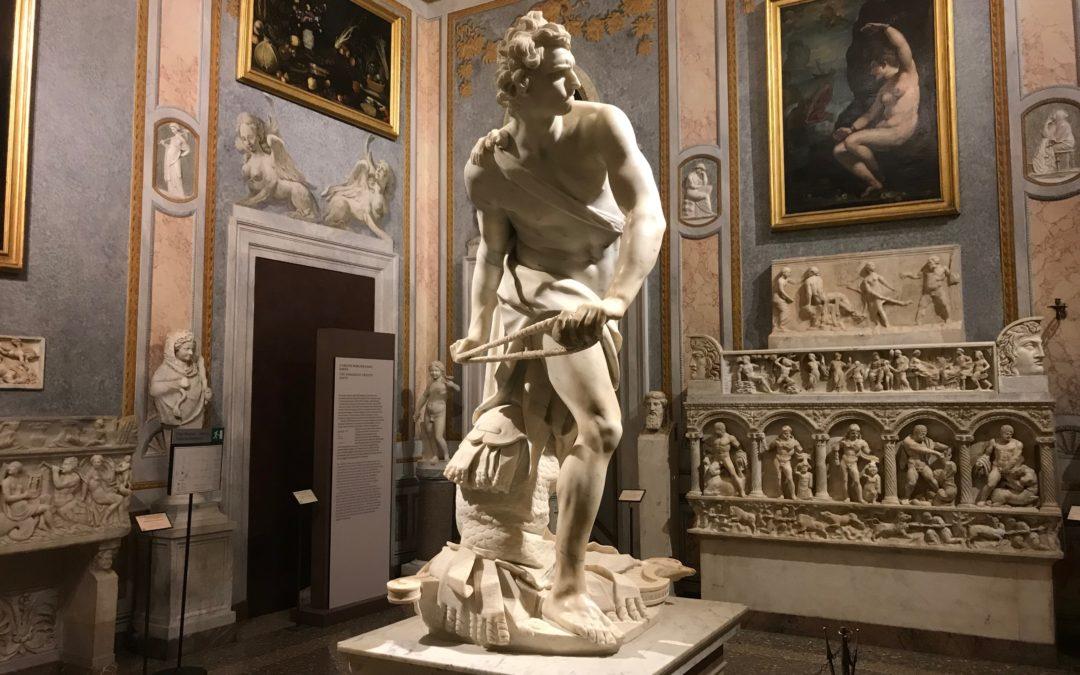 Bernini: l'arte dello scultore come non era mai stata ripresa