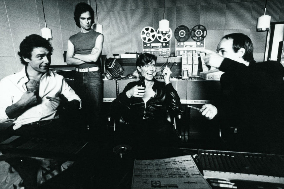 HANSA STUDIOS-BY THE WALL 1967-1990 di Mike Christie_1