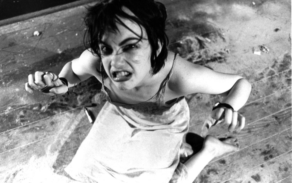 LYDIA LUNCH_DEATH VALLEY '69 di Richard Kern