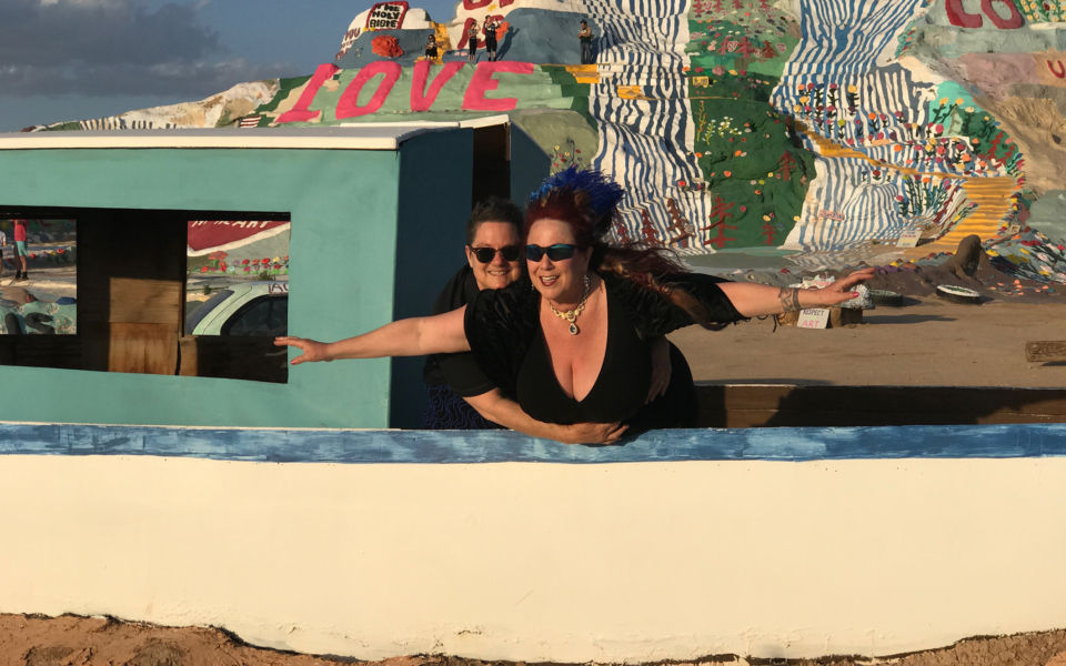 WATER MAKES US WET di Annie Sprinkle e Beth Stephens_2