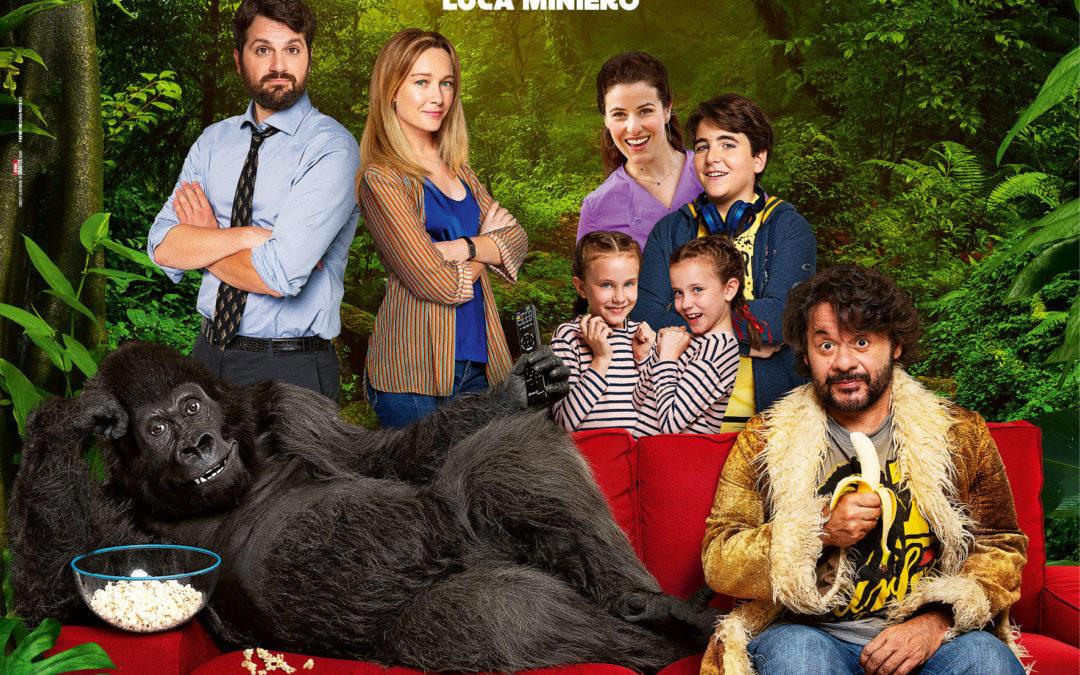 Attenti al gorilla recensione: non provate ad ammaestrarci!