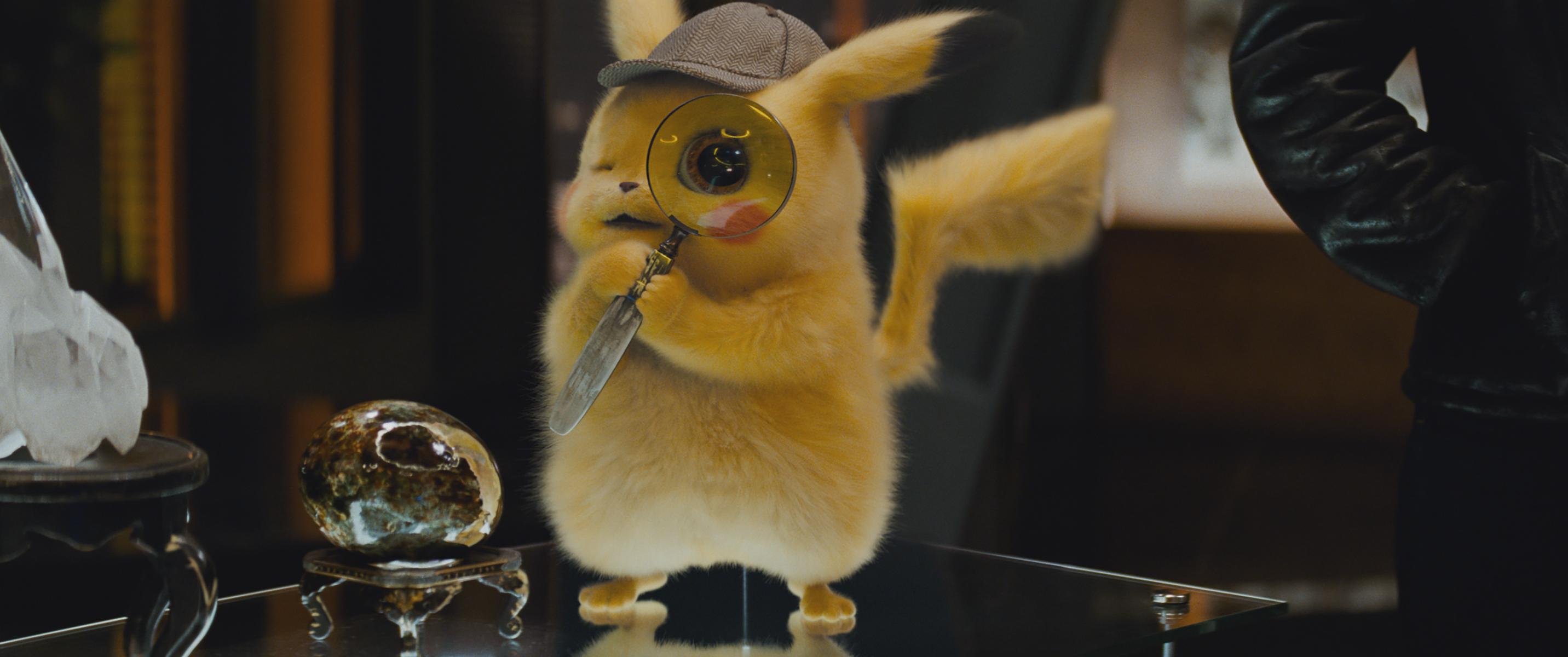 recensione Pokemon detective Pikachu Cabiria Magazine
