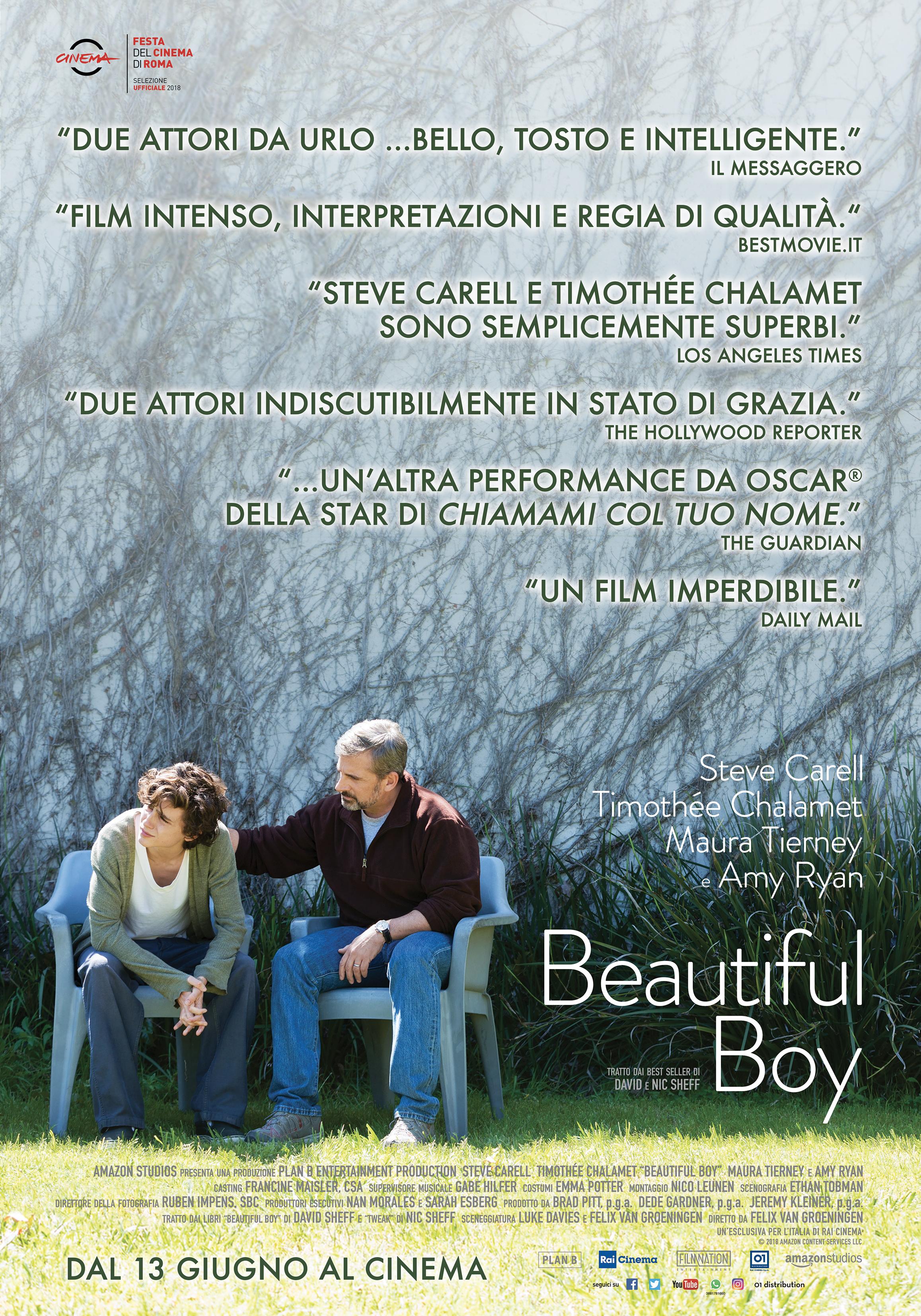 recensione Beautiful boy