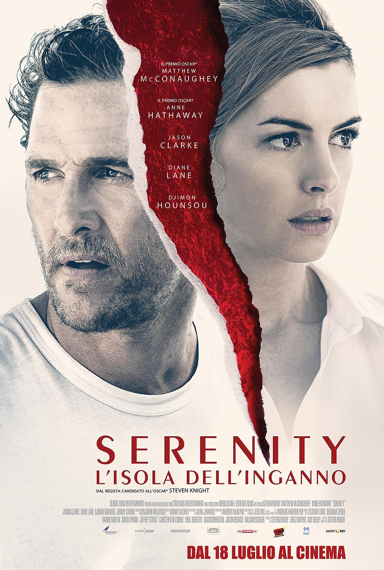 Recensione Serenity - L'isola dell'inganno: