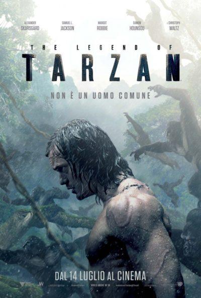 The legend of Tarzan 2
