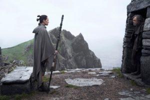 Rey Luke Gli Ultimi Jedi