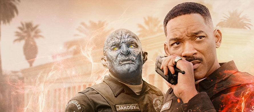 Bright: il fantasy di successo targato Netflix con protagonista Will Smith