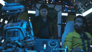 Solo A Star Wars Story L3-37