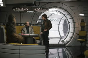 Solo A Star Wars Story Millennium Falcon