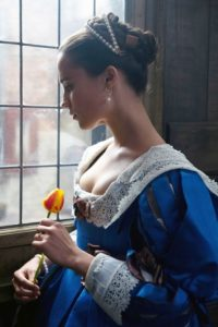 La ragazza dei tulipani, Vikander, Waltz