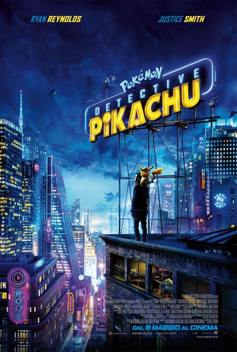 Recensione Pokemon - Detective Pikachu Cabiriamagazine