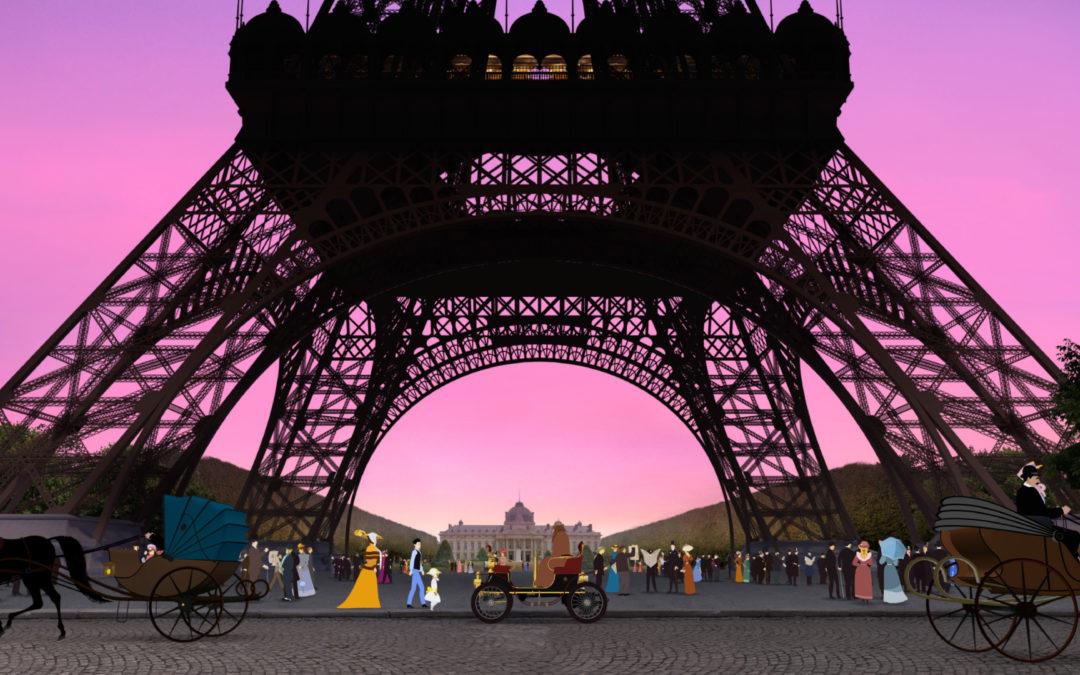 Dilili a Parigi di Michel Ocelot: mistero nella Ville Lumière