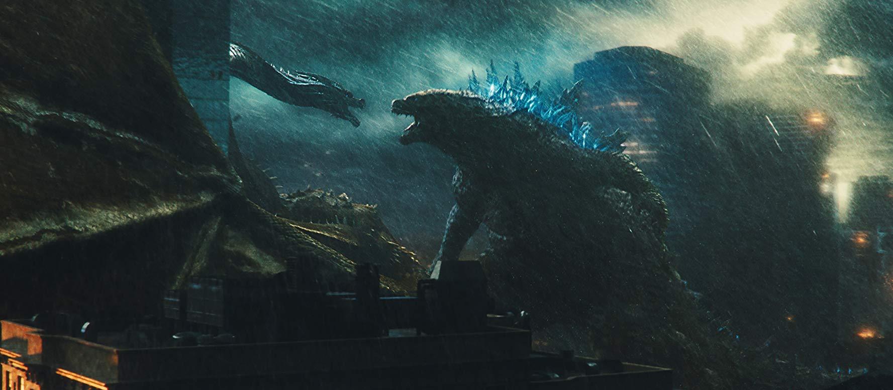 Godzilla II - King of the monster