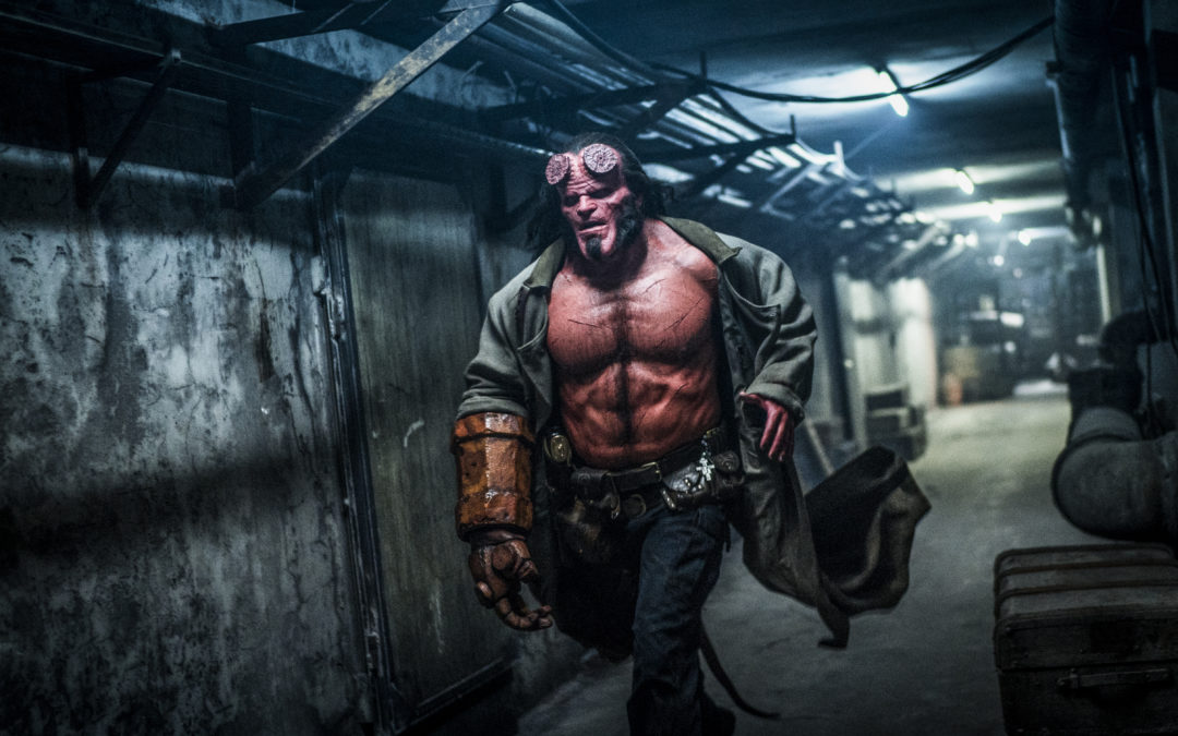 Hellboy – un catastrofico reboot, ma non fermatevi alle apparenze