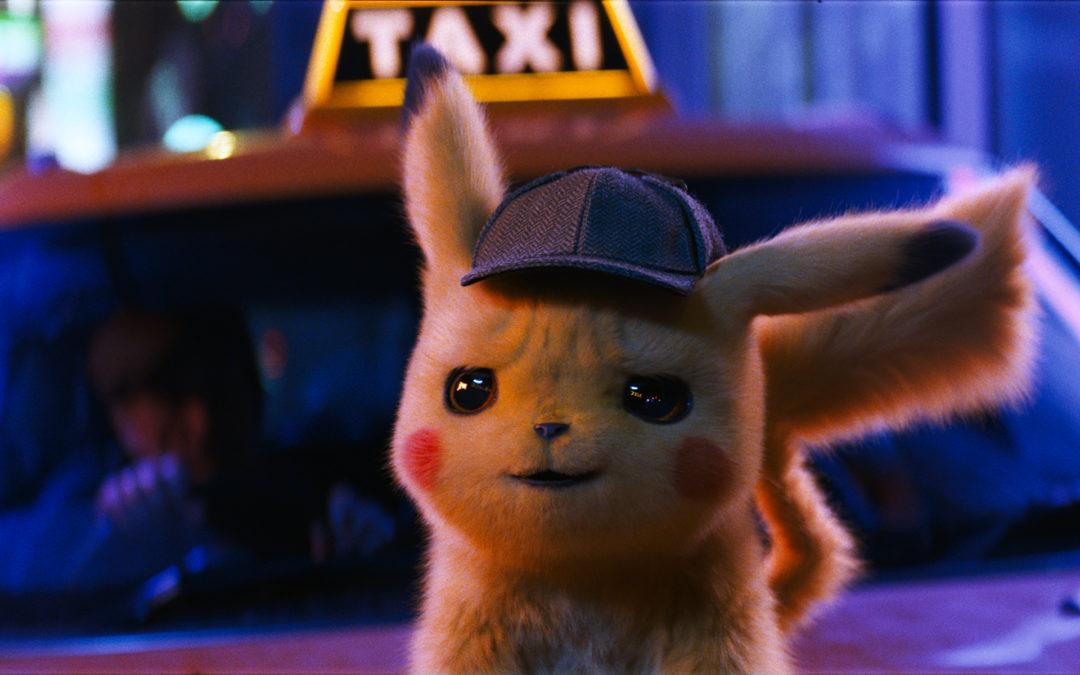 Pokemon detective Pikachu: un hard boiled tenerissimo