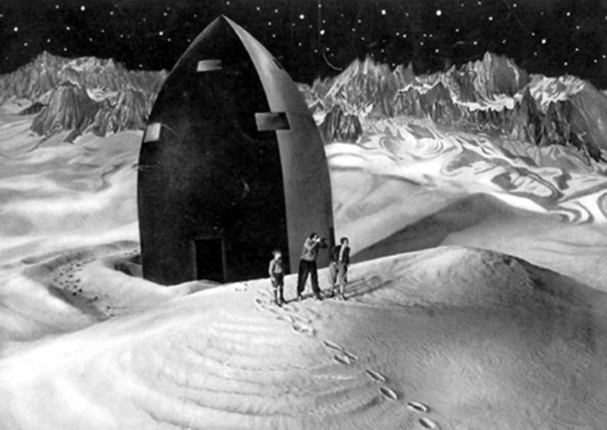 Cinema sulla luna