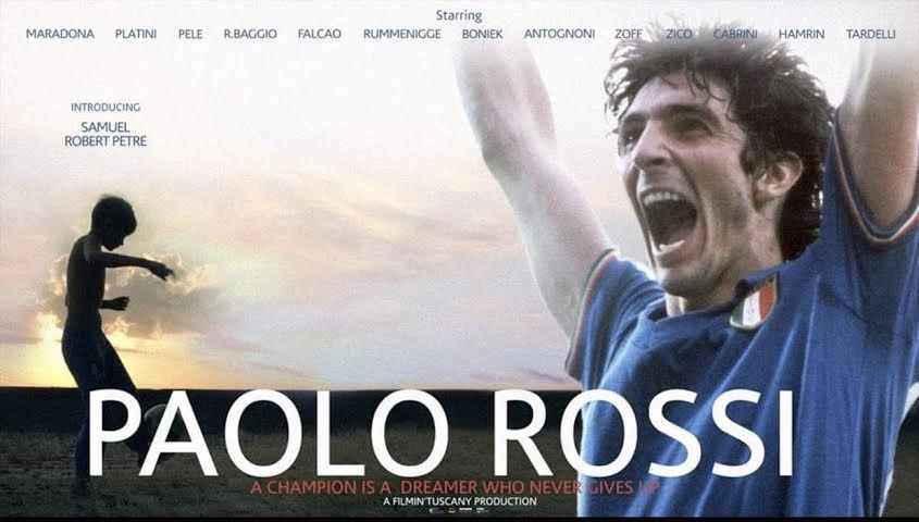 Paolo Rossi – A Champion is a Dreamer Who Never Give Up
