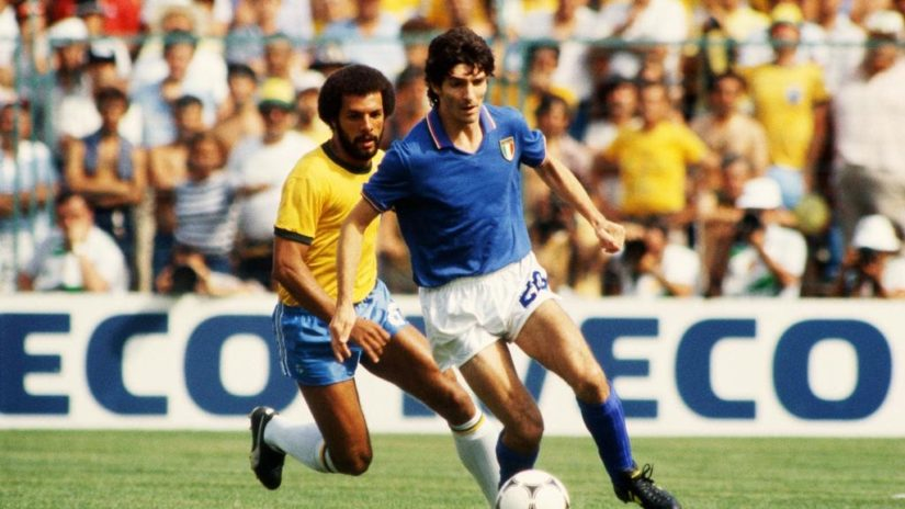Paolo Rossi - A Champion is a Dreamer Who Never Give Up