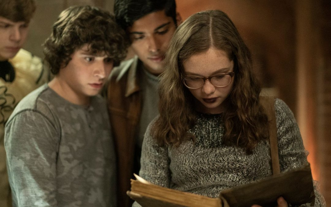 Scary stories to tell in the dark: l'horror che vuole diventare i Goonies