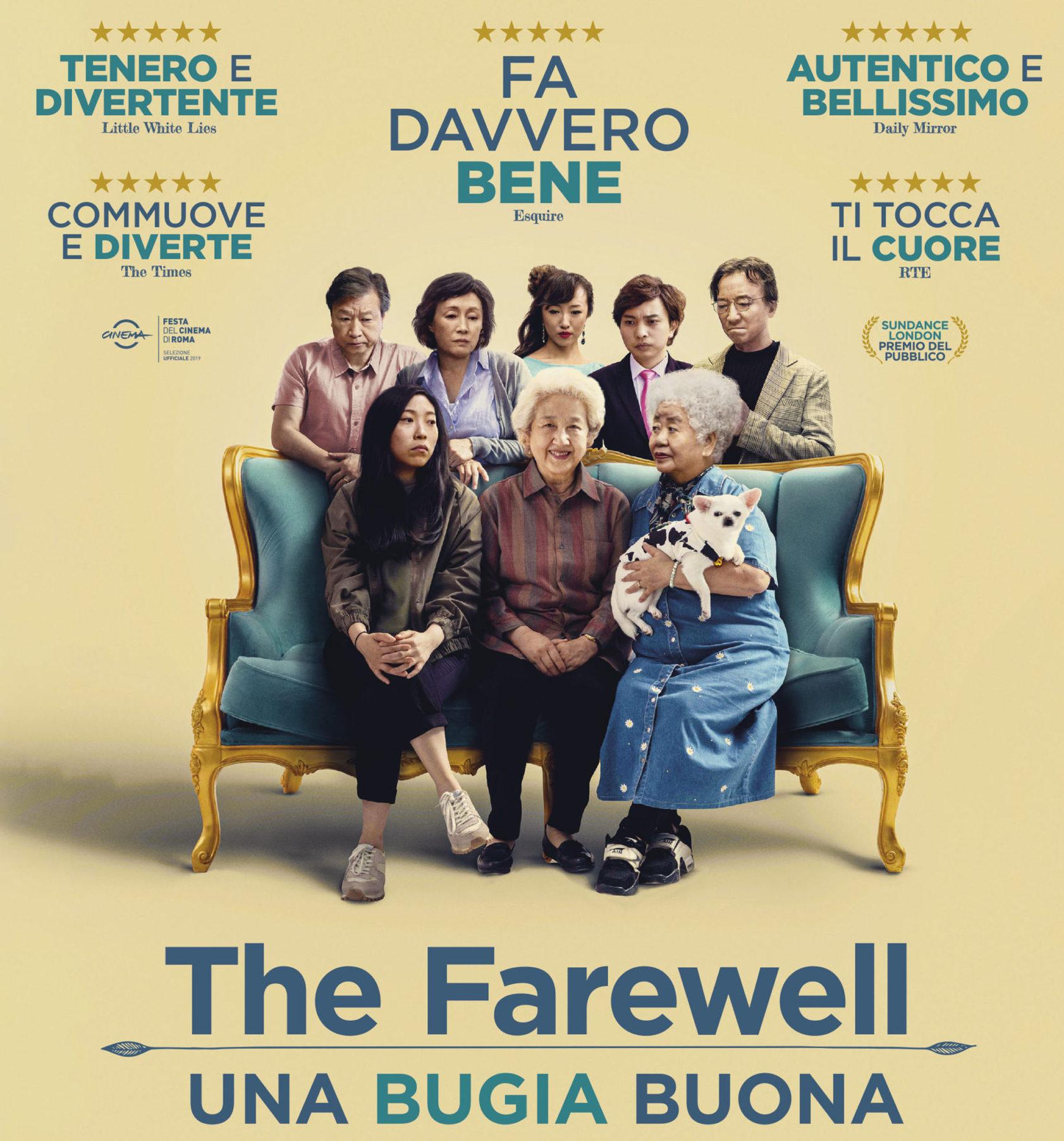 The Farewell-recension-film