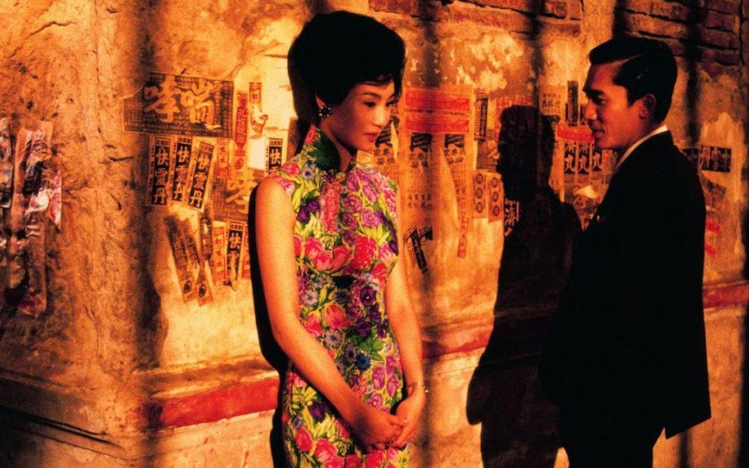 """In the mood for love: il capolavoro di Kar-Way inaugura """"Flashback, il cineaapuntamento di Ugo Caruso""""."""