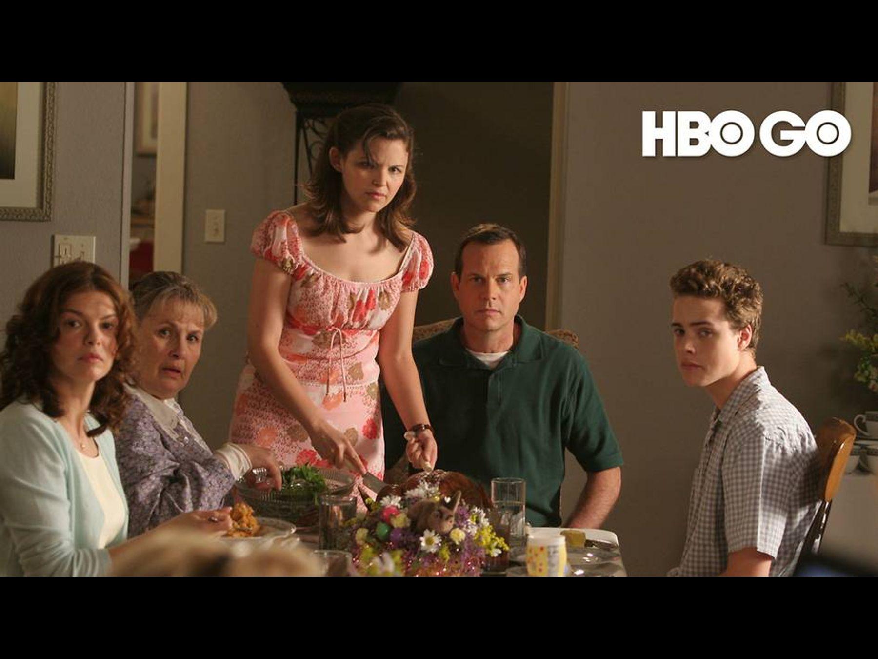 """BIG LOVE - 1x08 """"Pasqua con chi vuoi…"""""""