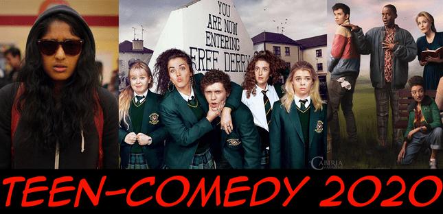 Serie TV per adolescenti: 3 teen-comedy perfette su Netflix