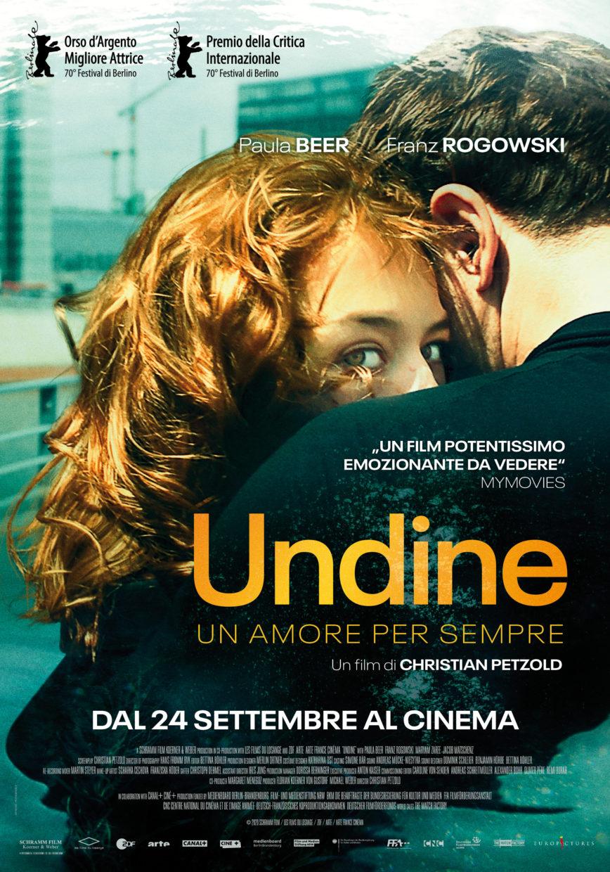 Undine film poster